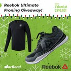 Reebok Froning shoe and apparel package! (01/03/2019) {WW}