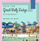 Win a $500 Gift Card to Great Wolf Lodge {US} (1/6/2019)