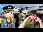 Grown Man Gets Hysterical About Flying With Dogs (Prank Call)