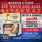 Enter for a chance to win a Murdick's Lighthouse Combination Box (07/31/2018) {US CA}