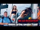 Farting Prank in Public XD