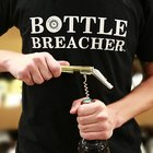 Enter for a chance to win 1 Wine Bottle Breacher with Personalized Engraving and Wine Black Engraved Gift Box (09/12/2017) {US}