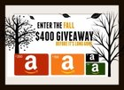 2018 Fall $400 Giveaway | The Kindle Book Review {??} (10/31/2018)