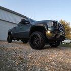 Put some new wheels on my Sierra last week!