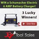 JBToolSales Battery Charger Giveaway 10/14/18 {US}