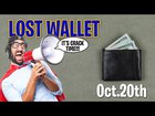 Lost Wallet Prank Call