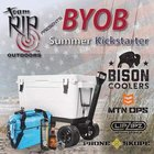 Over $1,200 of Bison Cooler Gear including a 75 Qt Cooler and Soft 12 Can Cooler, ends 5/31/16