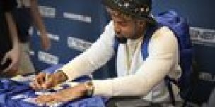 Win an Odell Beckham Jr. signed jersey from Steiner Sports (8/21/15)
