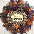 Enter to WIN a Halloween Wreath {WW} some exceptions (10/05/2018)