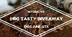 $100 Ayoba-Yo Biltong & Sausage Giveaway (06/12/2017) {US}