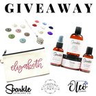 Win a $75 gift card to Sparkle Skincare, Company 52 and Oleo Custom Charm {US} (02/26/2018)