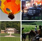 Win a Trip for 2 to Virginia! Includes Airfare,2 night stay,rental car,$50 Visa Gift Card, $100 resort card for restaurant or spa & 4 local activities which include horseback ride, hot air balloon & More. (05/22) {US}