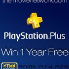 Win a free year of Playstation Plus! (05/30/2016)