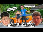 Fake pranks by popular youtubers