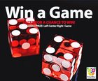 Win a LCR® Left Center Right™ Dice Game {US CA} (7/17/2018)