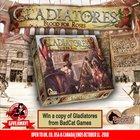 Win board game Gladiatores {US UK EU CA} (10/11/18)