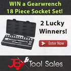 Win a Gearwrench 18 piece set! (6/18/2018) {US}