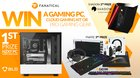 NZXT BLD Gaming PC, Shadow Box and Subscription or Fnatic Accessories Giveaway (3 Winners) - 8/19/18 {WW}