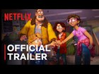 The Mitchells vs. The Machines | Official Trailer | Netflix