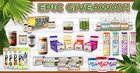 Real Mushrooms Giveaway over $1,000 worth of products for the top prize. {US CA} (2019-11-25)