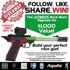 Browning Buck Mark upgrade kit - Valued at $1,000! {US} (9/15/2017)