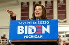 Michigan Gov. Gretchen Whitmer in talks to become Joe Biden's VP pick