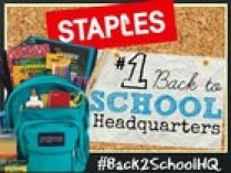Staples Gift Card Giveaway (Ends in 11 hours) (5 Winners)