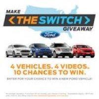 Win A New 2015 Ford Fusion, Escape, Focus, Or Explorer!