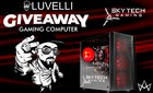Skytech + LUVELLI Gaming Computer Giveaway! Ends 24/11/2018 {US}