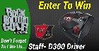 Win a Wilson Golf Staff D300 Driver {US} 6/30