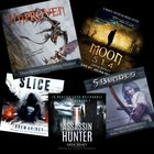 Enter for a chance to win an Audible Audiobook Bundle (Unproven, Assassin Hunter, Slice, 5 Blades, and Moon 514) and the Charcoal Dragon Poster! 3 Winners! (10/04/2019) See Rules for exclusions {WW}