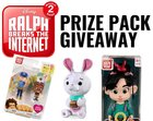 Ralph Breaks The Internet Prize Pack (ends 11/28) {US}