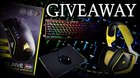 Corsair Mega Bundle Giveaway! (06/04/2017) {WW} Includes a Keyboard, Mouse, Mousepad and Headset! - 32 Hours Left!