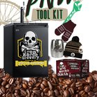 Enter for a chance to win Iron Horse Brewery's PNW Toolkit Grand Prize: including a Single Tap Kegerator, coffee, branded swag, and other PNW item. (11/17/2018) {??}