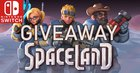 Spaceland (Switch) Giveaway 🎮😄 {WW} [May 22]