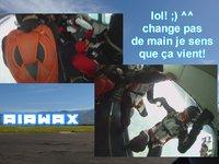 Skydiving in Beni-Mellal (Marocco) Week 12-19/02/2011