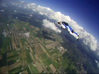 Team Oxygen - Springtime Wingsuit Flights 2010