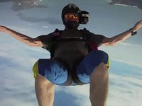 Skydiving in Ubatuba