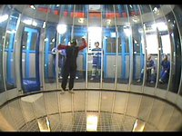 Indoor Skydiving Second Training Session