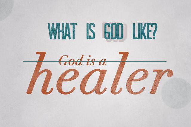 Image result for god is the healer