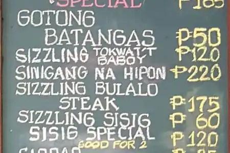 philippines kuya j restaurant home of great filipino comfort food a not so pochero bulalo tagalog filipino food of the best restaurants to satisfy your