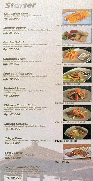 Sparrow Indonesian Restaurant Menu Urbanspoon Zomato
