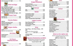 23 Awesome Kozy Kitchen Menu That Will Provide You Pleasant Stay