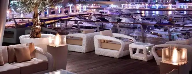 Aquara Restaurant Amp Lounge Dubai Marina Dubai Zomato
