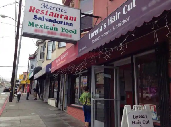 Martita Restaurant, Outer Mission & Crocker-Amazon, San ...