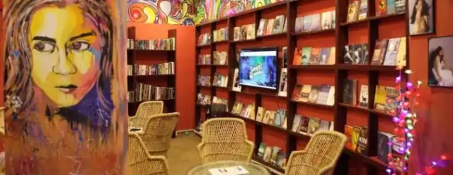 Image result for sheroes hangout agra