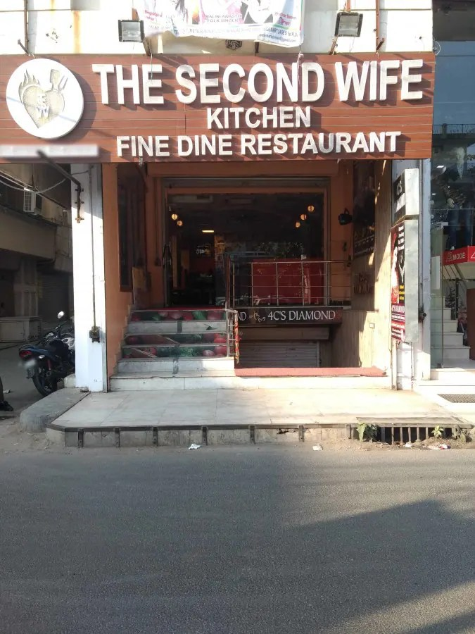 The Second Wife Kitchen Tilak Nagar New Delhi Zomato