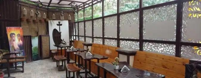 Image result for cafe chill'm delhi
