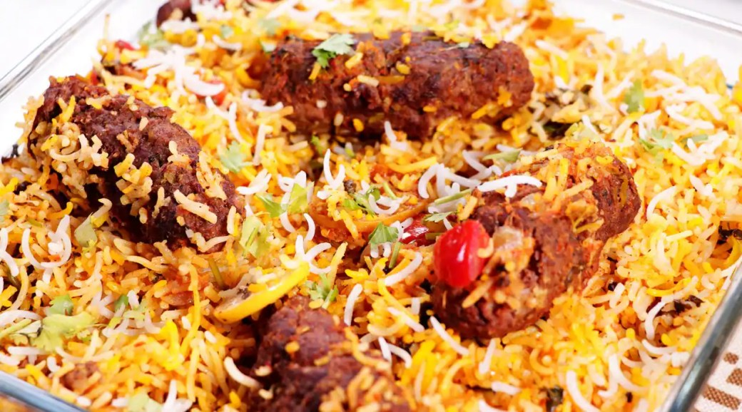 Best Biryani in Nizammudin