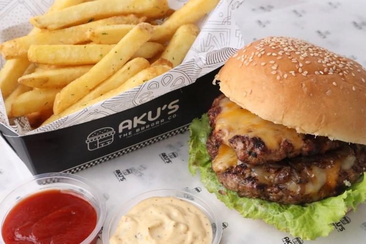 AKU'S - The Burger Co., Defence Colony, New Delhi